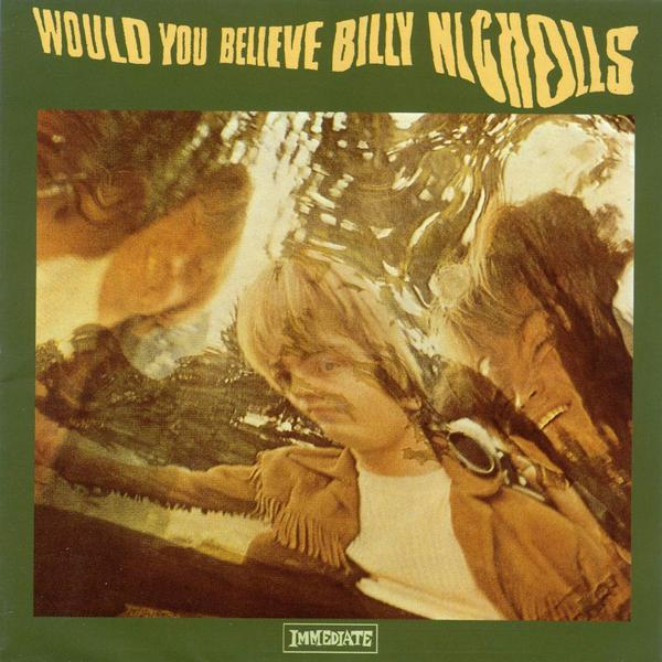 Tyme machine billy nicholls would you believe uk 1968