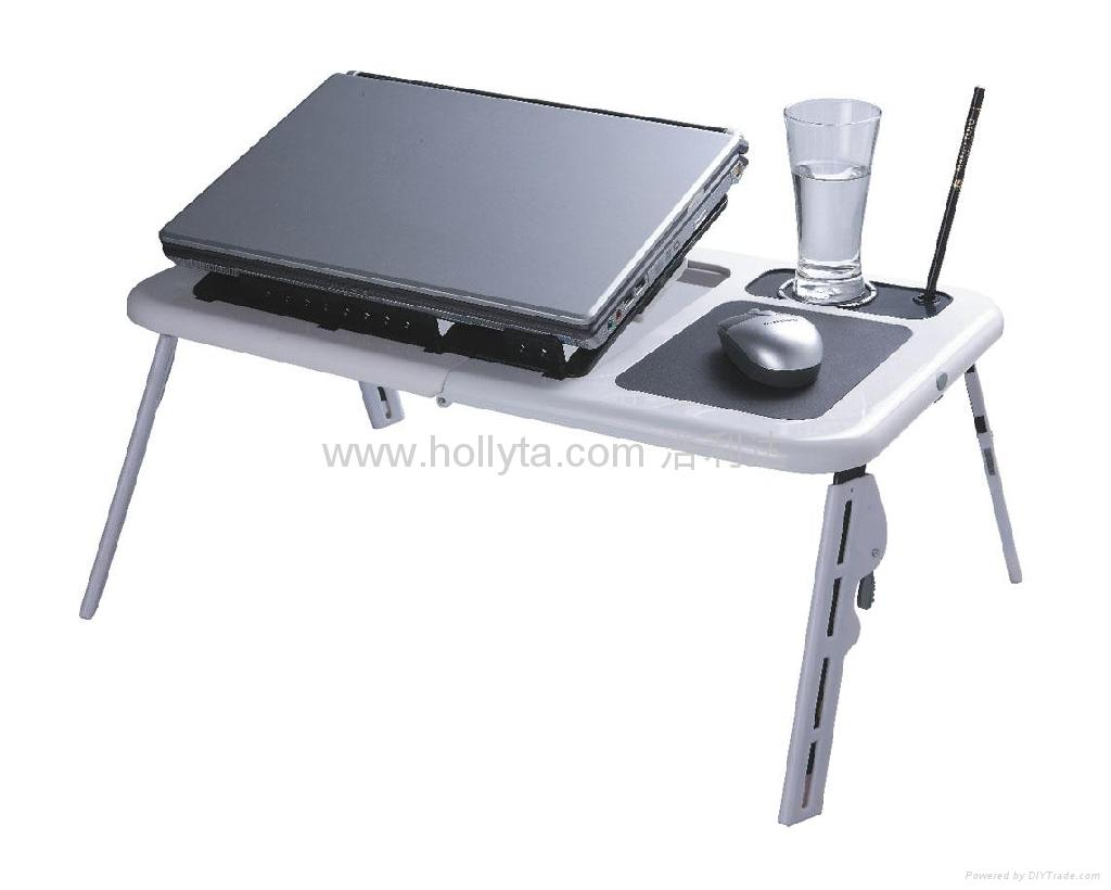 Laptop Table With Adjustable Flexibility Gadget News