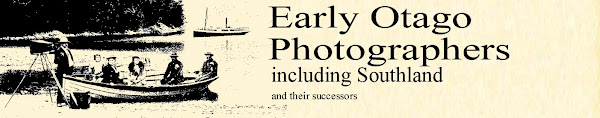Early Otago Photographers