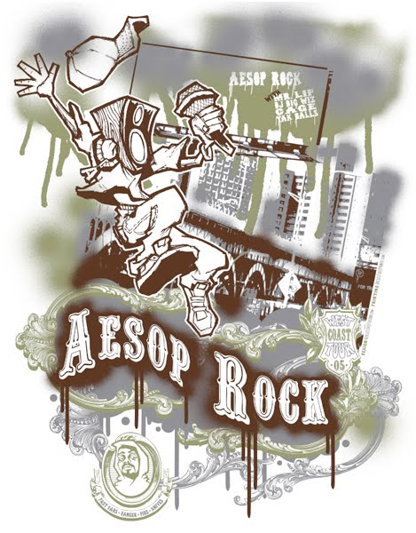 Aesop Rock Music For Earthworms 6083 | TWCENTER