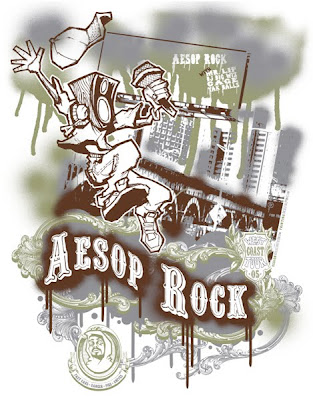 Aesop Rock - Music for Earthworms Lyrics and Tracklist ...
