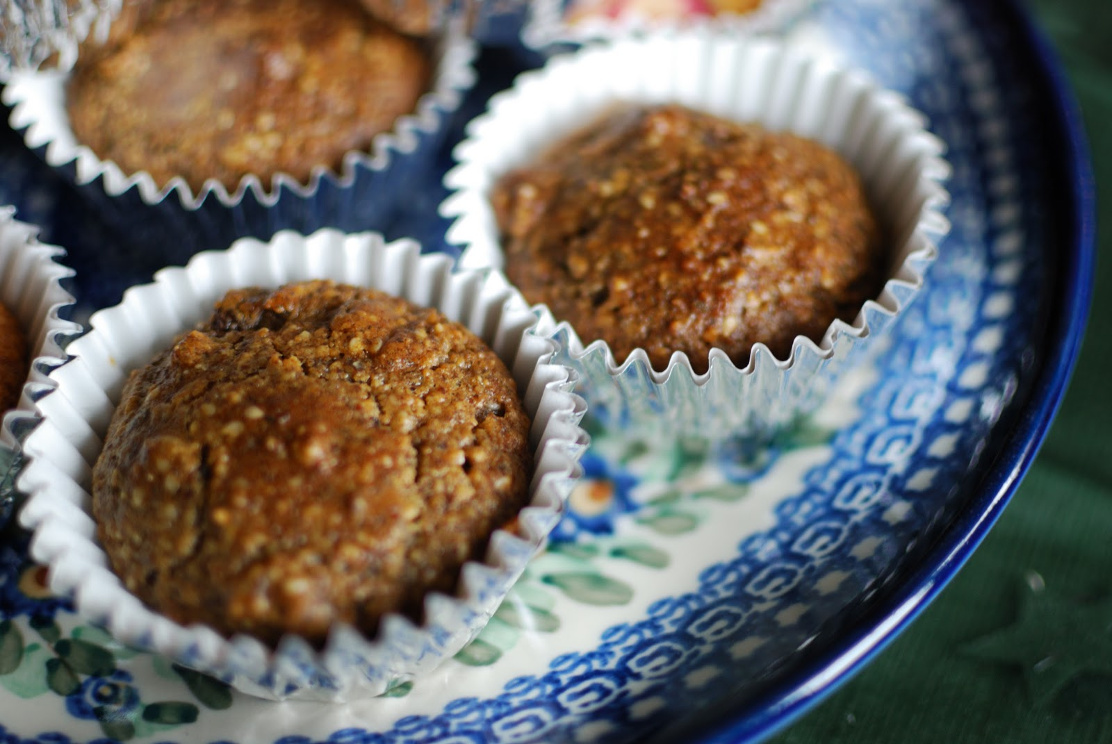 Claire's Corner: Bran muffins and peanut butter cookies