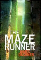 Book Review: Maze Runner by James Dasher