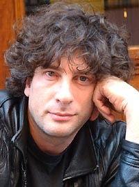 Crushing on Neil Gaiman