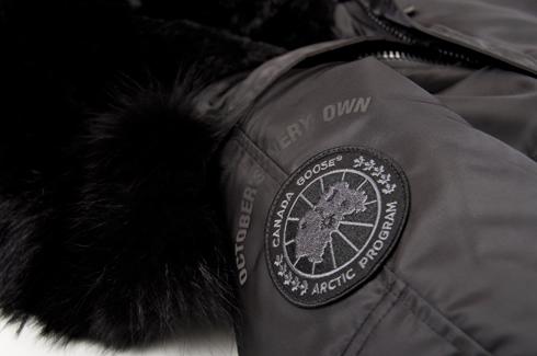 Canada Goose' official code