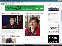 Martes 21 horas -Programa radio Web