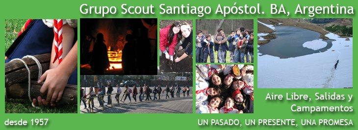 Grupo Scout Santiago Apóstol - Aire Libre y Campamentos