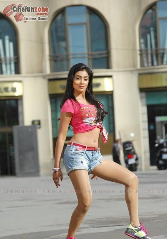 Naked Bollywood Shriya Saree Strip