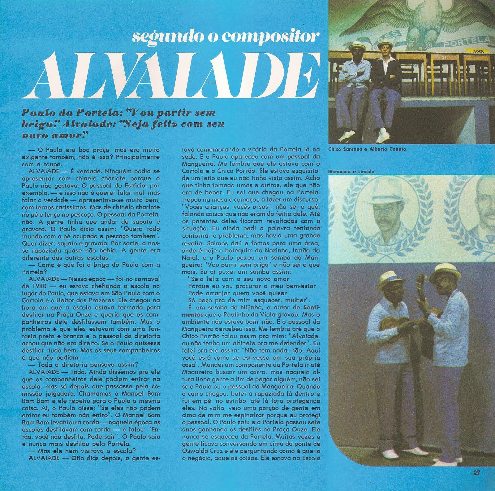 Os Pagodeiros Do Largo Do Estácio - Sambas Enredo E Pagodes 1975