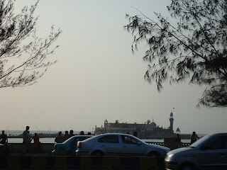 Haji ali from outside