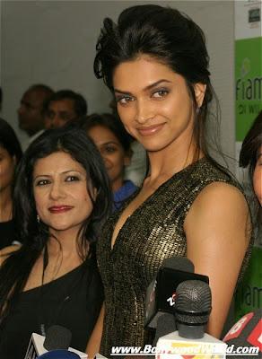 Deepika Padukone fashion week