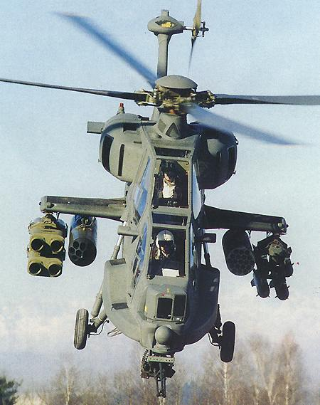 best attack helicopter