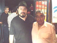 Con el Maestro Jaime Torres