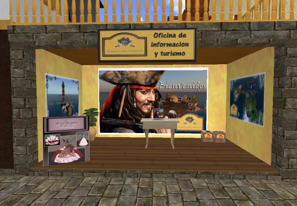 Territorio pirata oficina de informaci n y turismo for Oficina informacion y turismo