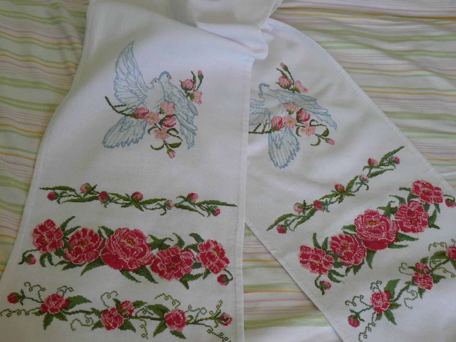 весільний рушник схема