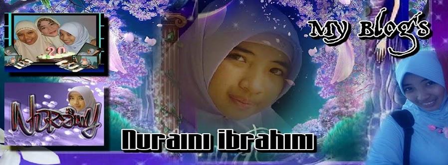 Nuraini Ibrahim Blog's