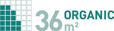 36 organic m²