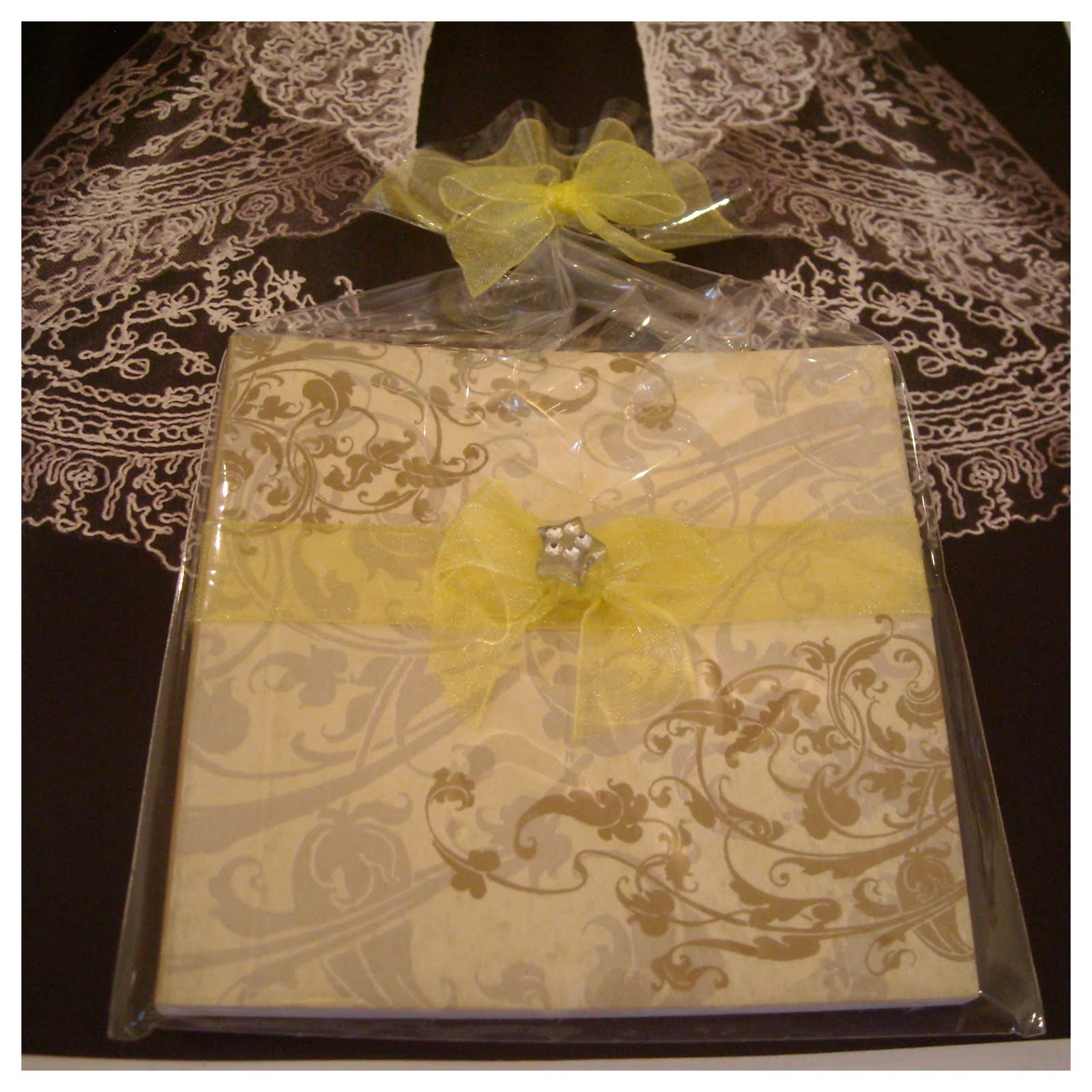 Favorart Wedding Favor And Gifts In Malaysia Wed1032 Seasonal Notepad
