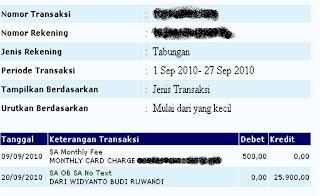bukti pembayaran ayosurvei.com