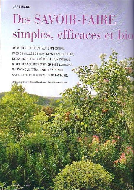 """Reportage """"Mon Jardin Ma Maison"""" décembre 2005"""