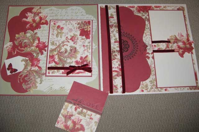 Vintage paris market may 09 anna griffin floral elegence - Scrapbooking paris boutique ...