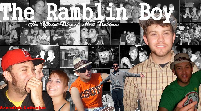 The Ramblin Boy