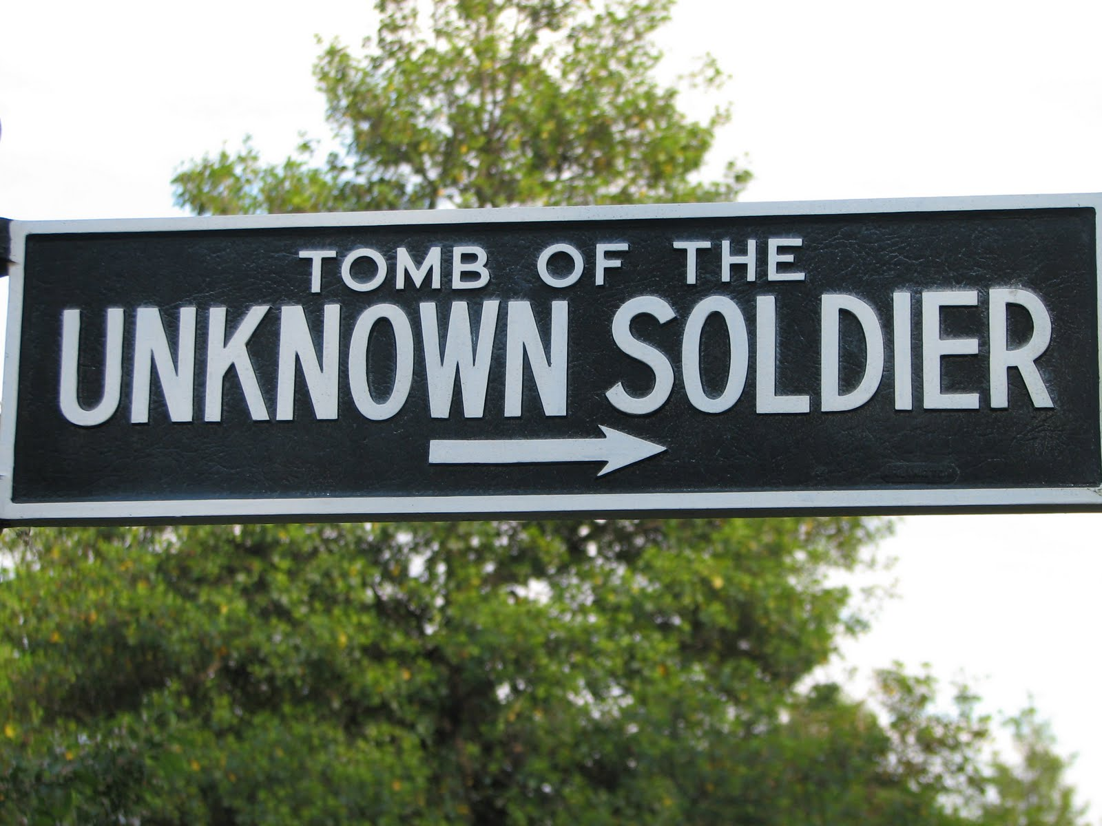 I have to write an essay about unknown soldiers (tomb, etc...) what should I write?