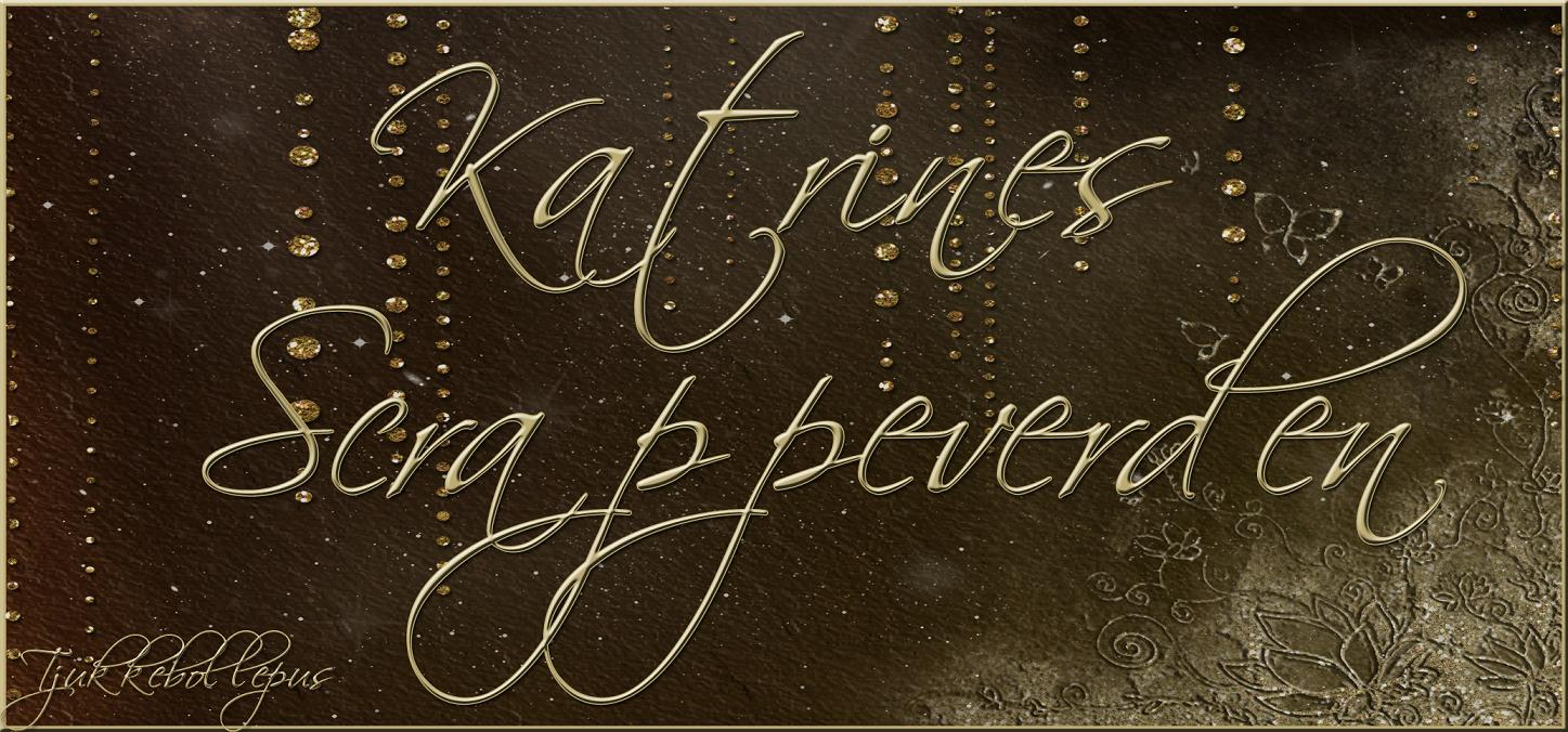 Katrines scrappeverden