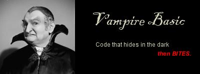 Vampire Basic