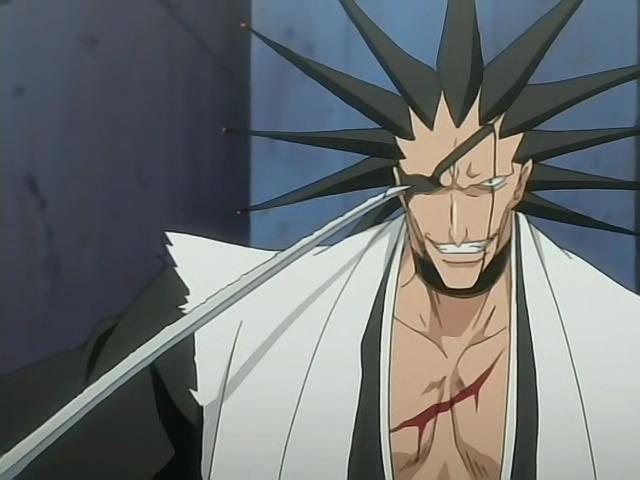 Mate a Pessoa Acima com Um Golpe de Anime/Filme/Jogo - Página 2 Zaraki