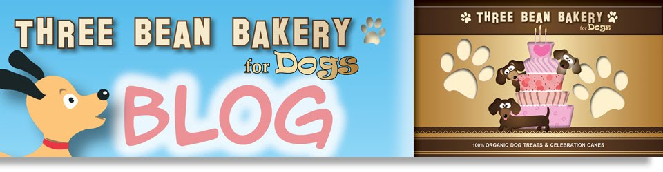 Three Bean Bakery for Dogs