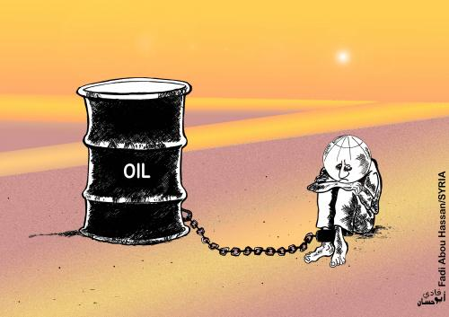 Lētās naftas gals