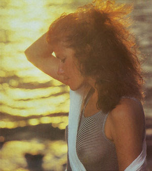 Carly Simon in Nov. 1980 Issue of After-Dark