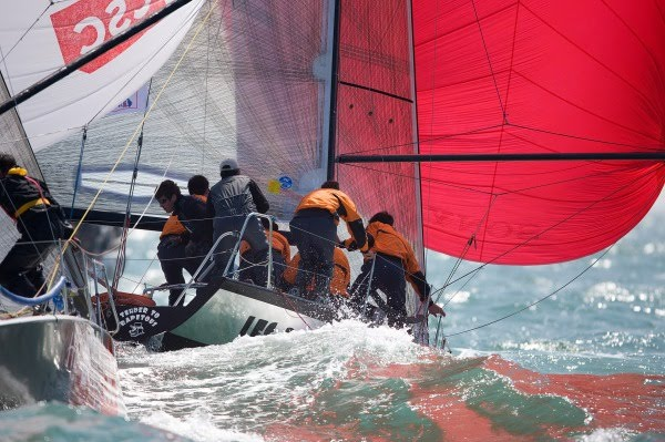 SailRaceWin Normandy Sailing Week And Farr 30 Practice In The Heat For The Tour De France A La