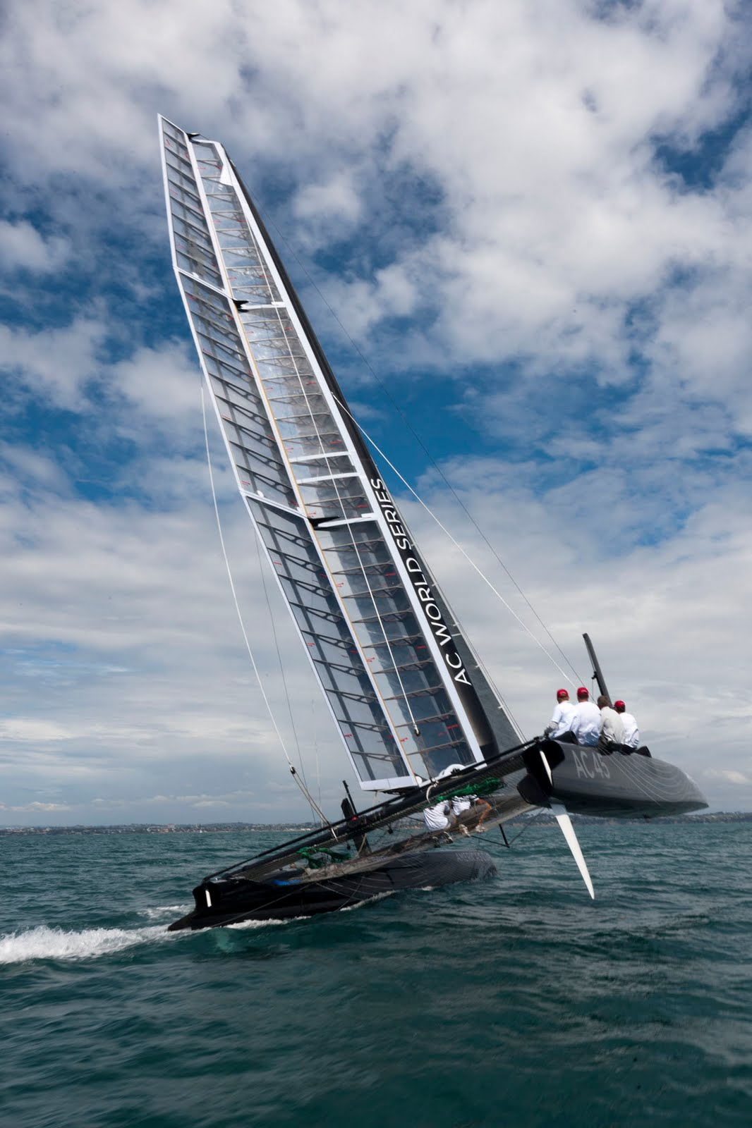 America's Cup Boats