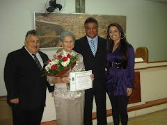 Sessão Solene Dona Iara Lima Pereira