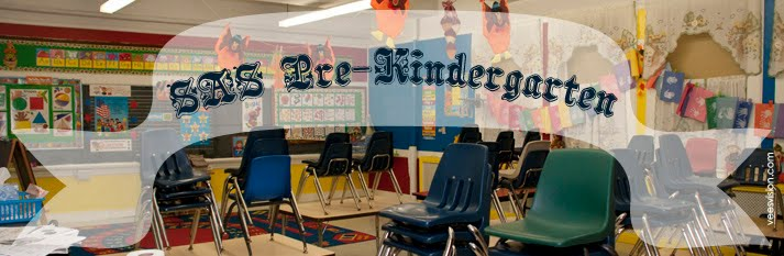 SAS Pre Kindergarten 4