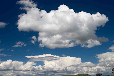 weather cumulus cloud