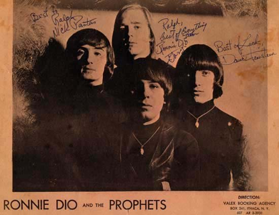 Ronnie Dio The Prophets Ooh Poo Pah Doo