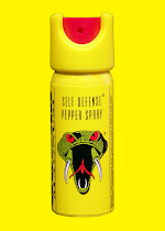 COBRA SELF DEFENSE PEPPER SPRAY