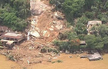 DESABAMENTO DE POUSADA MATA 11 NO RIO - CLIQUE NA IMAGEM PARA LER