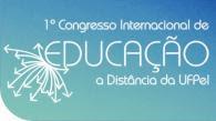 I CONGRESSO DE EAD DA UFPEL - clic e confira