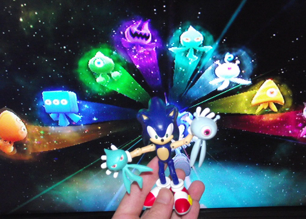 sonic and shadow games: December 2010