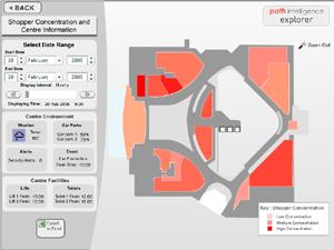 path intelligence store layout