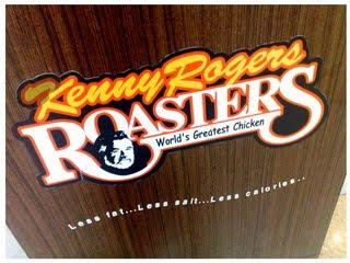 Hari smalam, Kenny Roger's