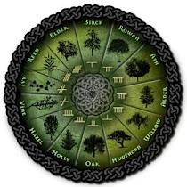 Zodíaco Lunar Celta/ Celtic Lunar Zodiac