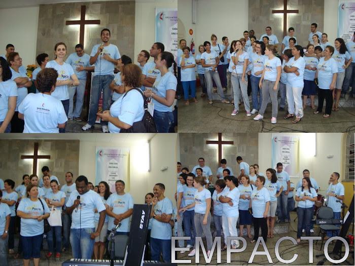 EMPACTO - Um lugar de aliança com Deus!