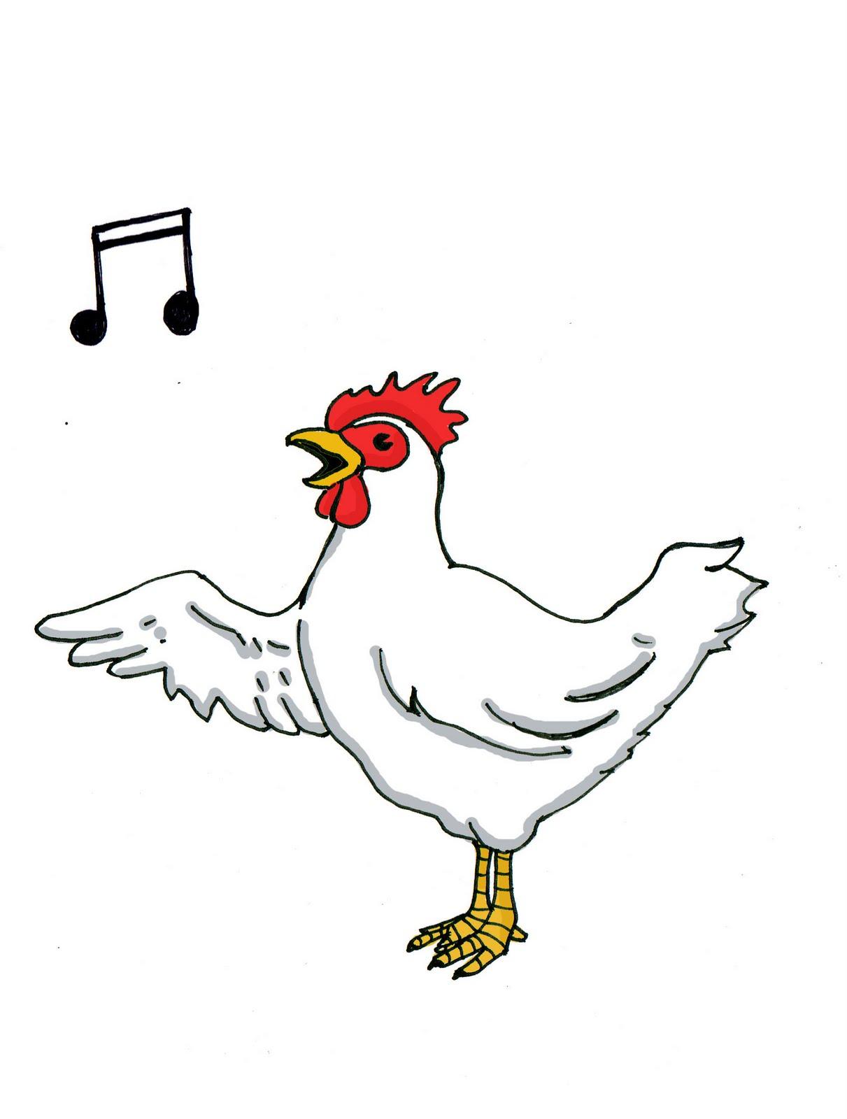 b suermondt  a singing chicken