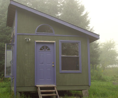 Tiny House, Ebb and Flow Organic Farm