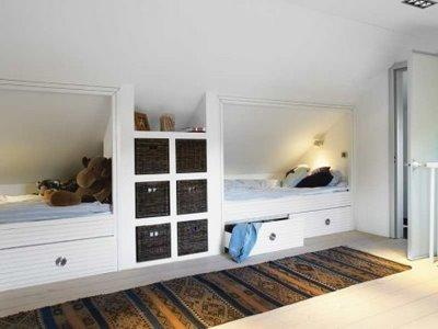 I love Kids' Rooms: shared bedrooms   Werhaus